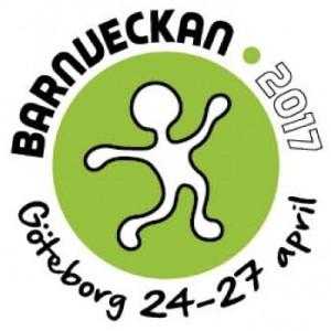 Barnveckan 2017 logo